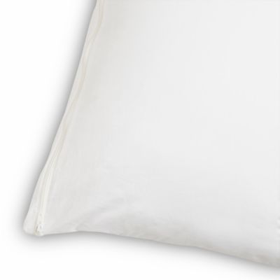 bedcare by national allergy 100 cotton allergy 18inch square pillow protector
