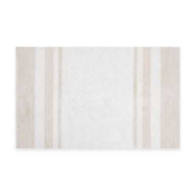 Madison Park Reversible Cotton 20 Inch x 30 Inch Bath Rug. Buy Spa Bath Rugs from Bed Bath  amp  Beyond