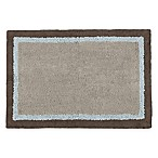 Madison Park Amherst 20-Inch x 30-Inch Bath Rug in Blue