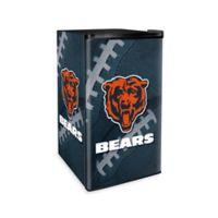 NFL Chicago Bears Countertop Height Refrigerator