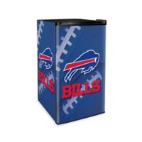 NFL Buffalo Bills Countertop Height Refrigerator