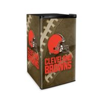NFL Cleveland Browns Countertop Height Refrigerator