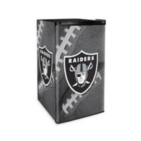 NFL Oakland Raiders Countertop Height Refrigerator