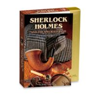 Sherlock Holmes and The Speckled Band 1000-Piece Mystery Jigsaw Puzzle