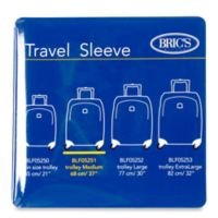 Bric's 26-Inch Transparent Luggage Cover for BLF/BAE Spinner