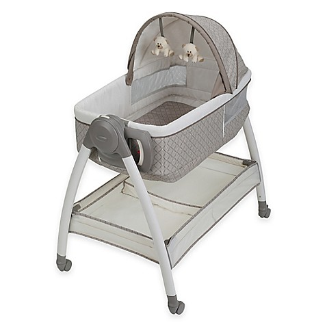 Graco 174 Dream Suite Bassinet In Paris Bed Bath Amp Beyond