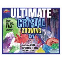 Scientific Explorer® Ultimate Crystal Growing Kit