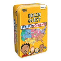 Brain Quest States Card Game