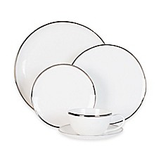 Olivia u0026 Oliver Harper Organic Shape Platinum Dinnerware Collection  sc 1 st  Bed Bath u0026 Beyond & Olivia u0026 Oliver Harper Organic Shape Platinum Dinnerware Collection ...