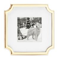 kate spade new york Sullivan Street™ Gold 3-Inch x 3-Inch Picture Frame