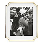 kate spade new york Sullivan Street™ Gold 8-Inch x 10-Inch Picture Frame