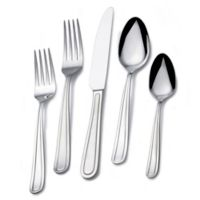 Towle® Living Kayla 50-Piece Flatware Set