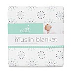 aden® by aden + anais® Muslin Dream Blanket in Aqua Dot