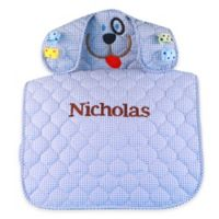 Silly Phillie® Creations Puppy Changing Mat in Blue