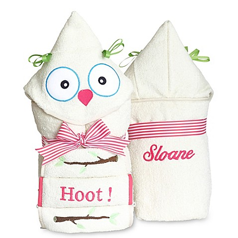 Personalized Baby Towels
