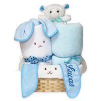 948da005f3d0 Silly Phillie® Creations Snuggle Bunny Baby Boy Gift Basket
