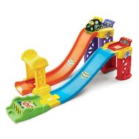 VTech® Go! Go! Smartwheels 3 in 1 Launch and Play Raceway