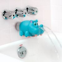 Nûby™ Hippo Water Spout Cover in Blue