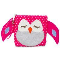 Nikiani My First Buddy Stella Pink Owl Snack Bag