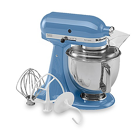KitchenAid® Pro Stand Mixer with 6-Quart Glass Bowl Accessories Collection.
