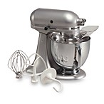KitchenAid® Artisan® 5 qt. Stand Mixer in Silver Metallic