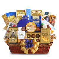 Office Delights Gift Basket
