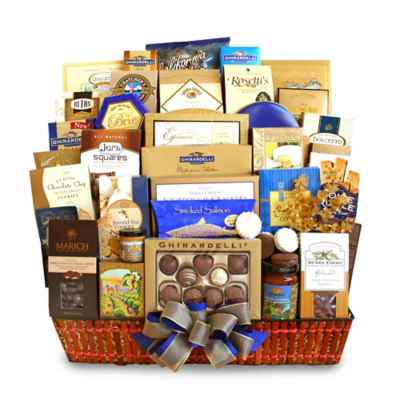 The Majestic Gourmet Gift Basket