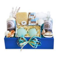Seashell Ocean Escape Spa Gift Set