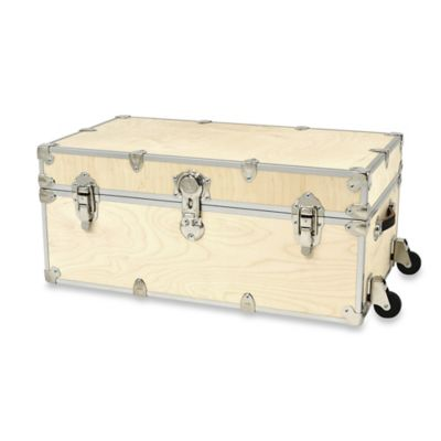 Rhino Trunk And Case® Large Rhino Naked Trunk With Removable Wheels