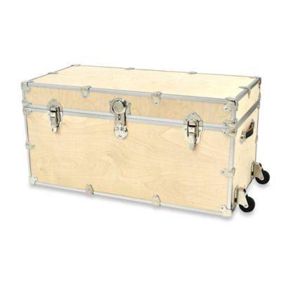 Rhino Trunk And Case® XXL Rhino Naked Trunk With Removable Wheels