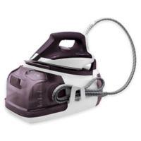 Rowenta® Pro Precision Steam Station in White/Purple