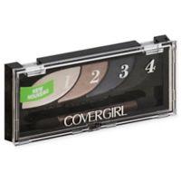 CoverGirl® Eye Shadow Quads in Stunning Smokeys