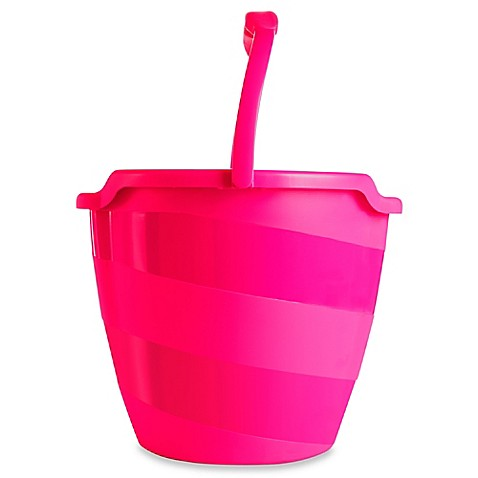 Buy Joy Mangano Miracle Mop 174 Bucket In Pink From Bed Bath
