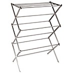 Household Essentials Folding X-Frame Clothes Dryer