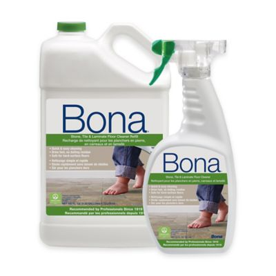 Bona 160 Fl Oz Hard Surface Floor Cleaner Refill With 22