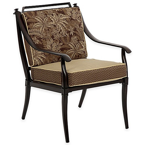 Bombay® Normandy Outdoor Dining Arm Chairs (Set of 4)