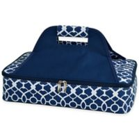 Picnic at Ascot Thermal Food Carrier in Blue