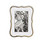 kate spade new york Crown Point™ Gold 4-Inch x 6-Inch Picture Frame