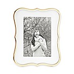 kate spade new york Crown Point™ Gold 5-Inch x 7-Inch Picture Frame
