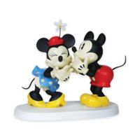 Precious Moments® Disney® Showcase You Make Me Laugh Mickey and Minnie Figurine
