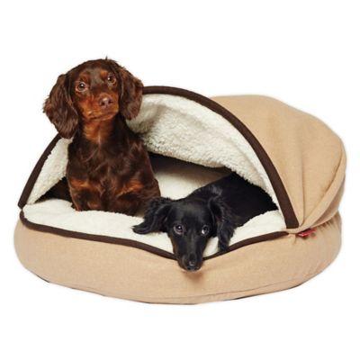 precious tails felt cave pet bed