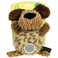 Small Bumpy Palz Puppy Dog Toy in Brown
