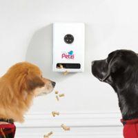 Petzi Remote Treat Camera for Pets