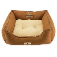 Realtree Duck Dogs Pet Bed in Chestnut