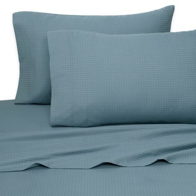 aero sateen california king sheet set in teal - Cal King Sheets