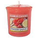 Yankee Candle® Strawberry Lemon Ice Samplers® Votive Candle