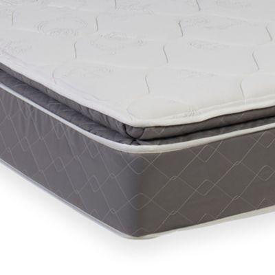 Wolf Luxury Ultra Pillow Top Twin Mattress