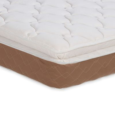Wolf Shire Pillow Top Twin Mattress