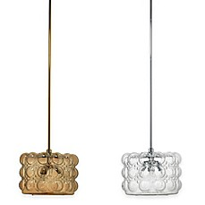 Jamie young cici 1 light pendant bed bath beyond for Jamie young lighting pendant