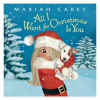 "Mariah Carey's ""All I Want for Christmas Is You"" Picture Book"